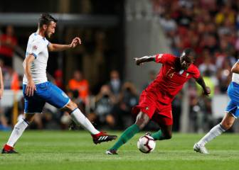 El portugués William Carvalho, posible virus FIFA para el Betis