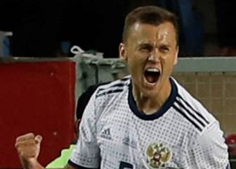 Denis Cheryshev faces probe over alleged doping offence