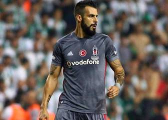 Negredo poised for move to UAE side Al-Nasr