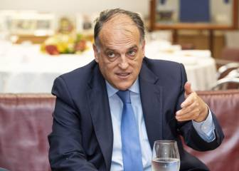 Tebas looking to bring a top flight Ecuador league game to Spain