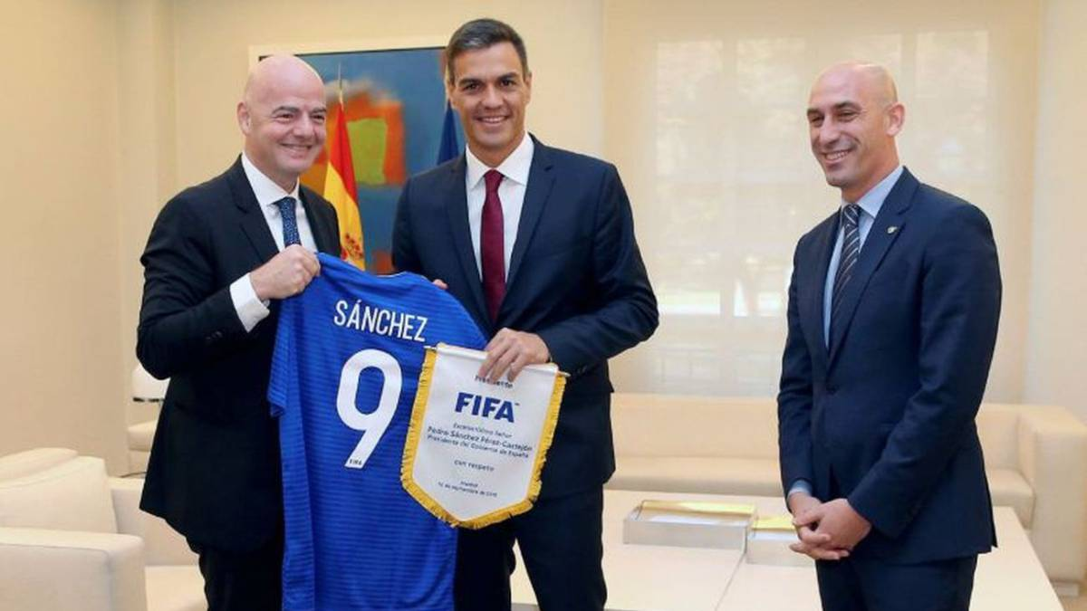 Spain put forward proposal to host Euro 2028 and 2030 World Cup