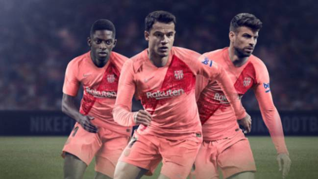 d043bd73a Official  Barcelona launch their third kit for 2018 19 - AS.com
