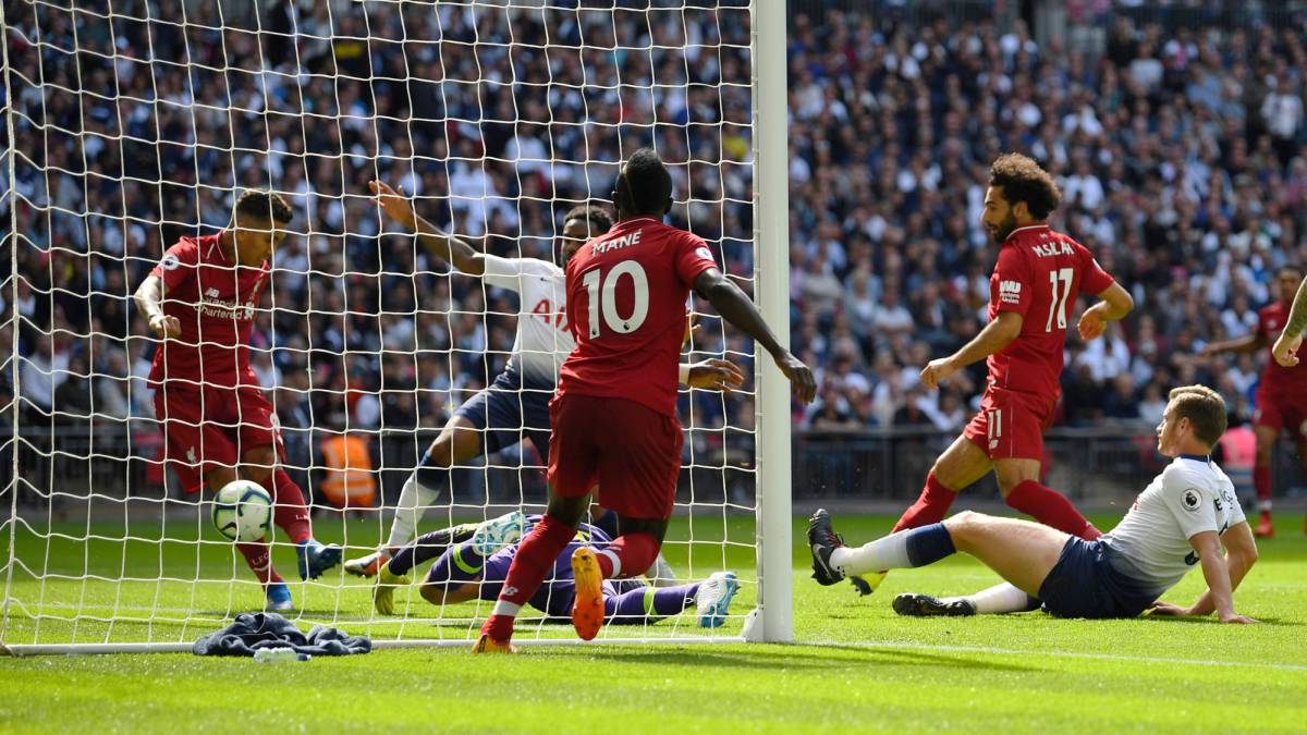 Liverpool make statement against Tottenham at Wembley