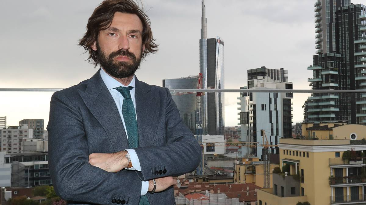 "Pirlo: ""Juve are favourites to win the Champions League this year"""