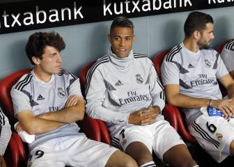 Madrid's unused 97-million-euro trio