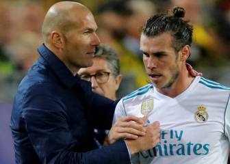 Bale-Zidane: Chronicle of a relationship breakdown