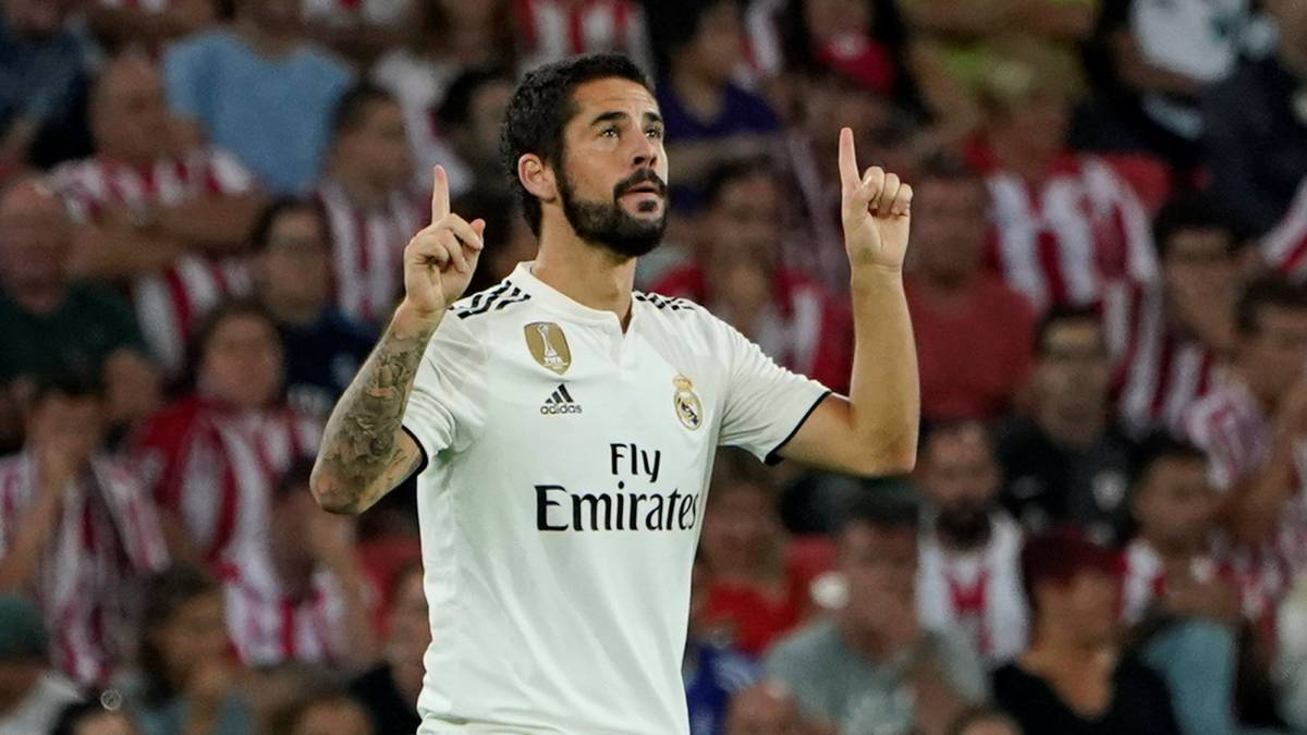 Juventus will try to sign Isco next season