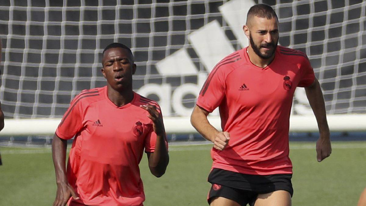 Vinicius, Odriozola, Valverde left out of Madrid's squad for Roma
