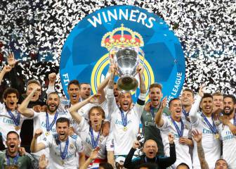 Real Madrid pick up €50 million in Champions League money before a ball is kicked