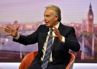 Tony Blair suena para ser presidente de la Premier League