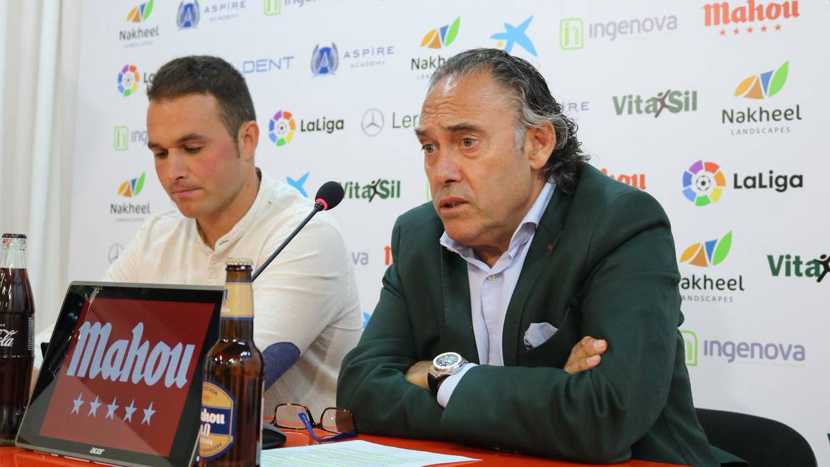 Cultural complain that Vinicius is distorting competition in Segunda B
