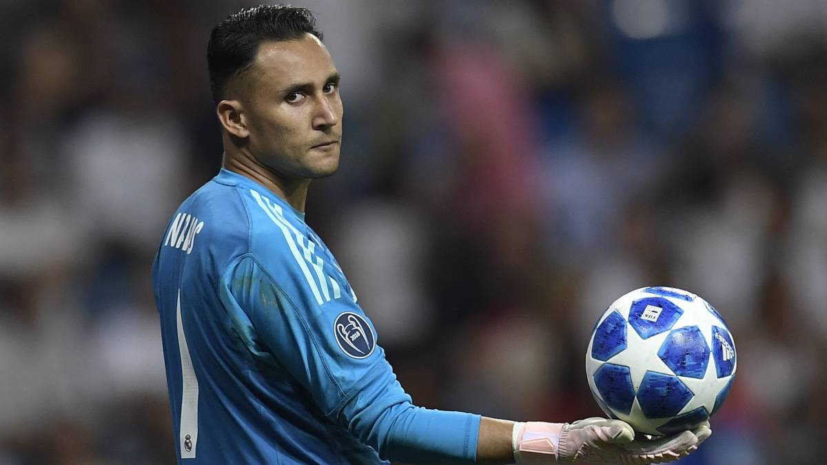 Keylor-Courtois: Real Madrid win reveals apparent Lopetegui plan