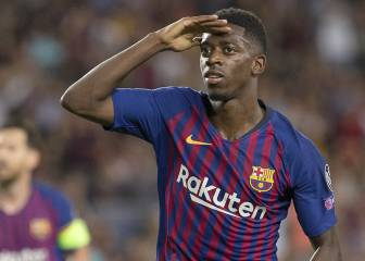 A new life for Dembélé