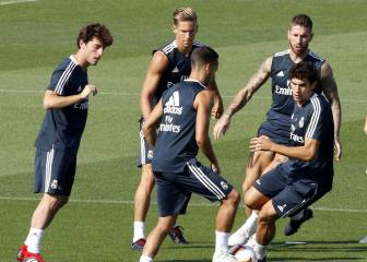 Odriozola set for Real debut as Carvajal misses training