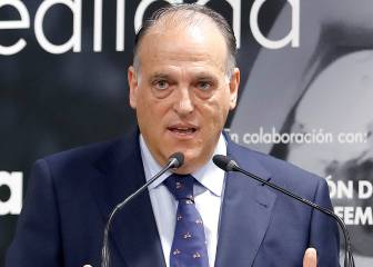 Tebas responds to Pérez: