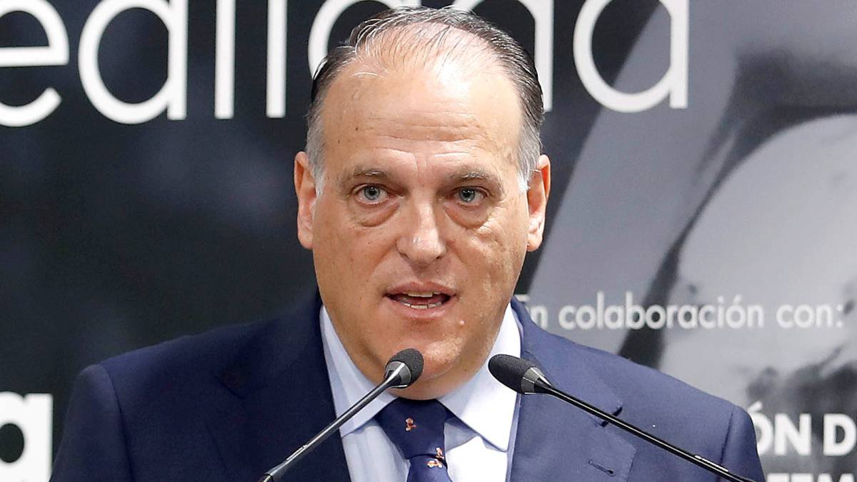 "Tebas responds to Pérez: ""Nobody is obliged to play in the USA"""