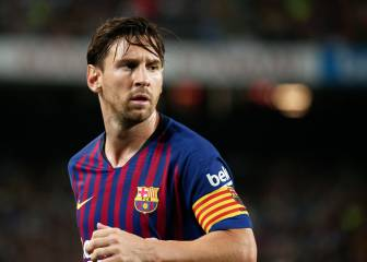 Leo Messi confirms he won't attend 'The Best' gala