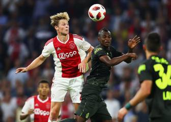 Madrid preparing to outbid Barcelona for Frenkie De Jong