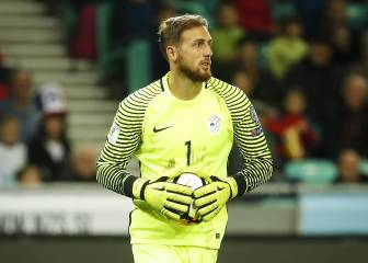 Oblak leaves Slovenia team for six months to deal with lingering physical issues