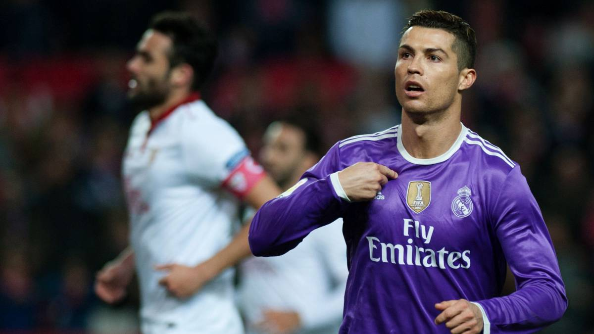 "Sevilla to be spared ""Cristiano effect"" for visit of Real Madrid"