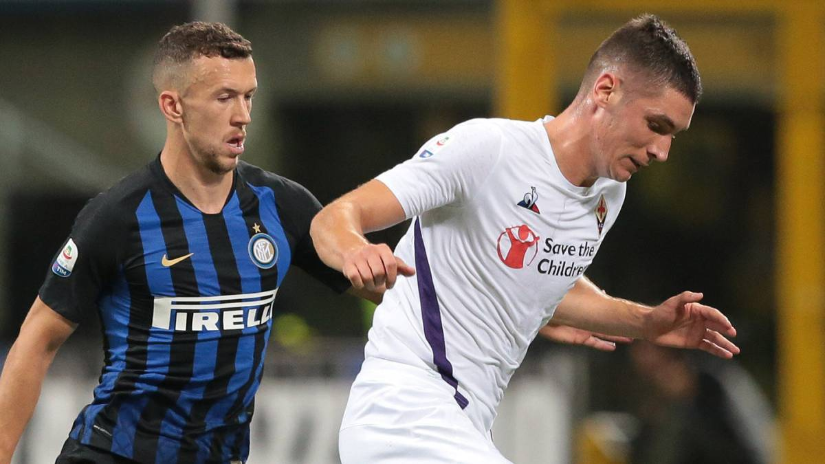 Atlético to make a move for Fiorentina defender Milenkovic
