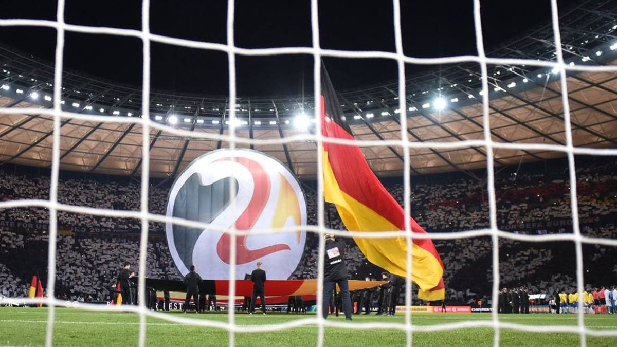 Germany selected as host nation for 2024 European Championship