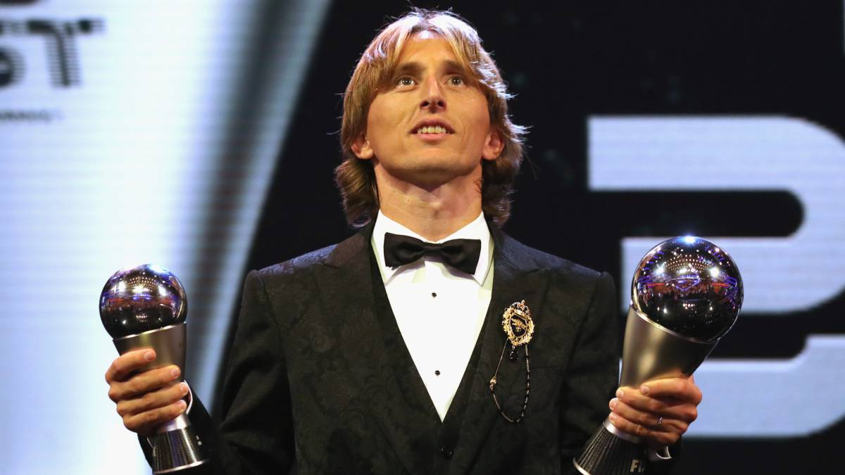 "Luka Modric: ""The World Cup left me completely exhausted"""