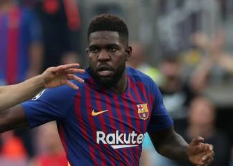 Umtiti faces lengthy layoff with ligament damage in knee
