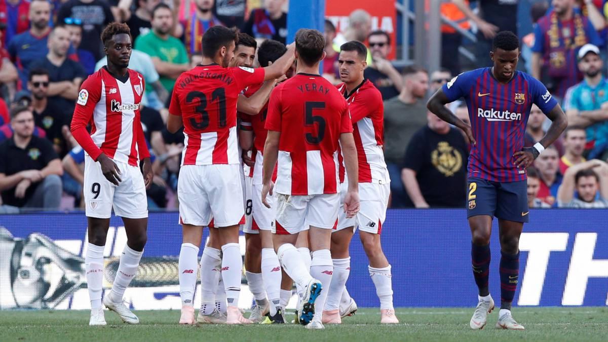 Barcelona - Athletic Club en directo  LaLiga Santander en vivo 43936f6df395c