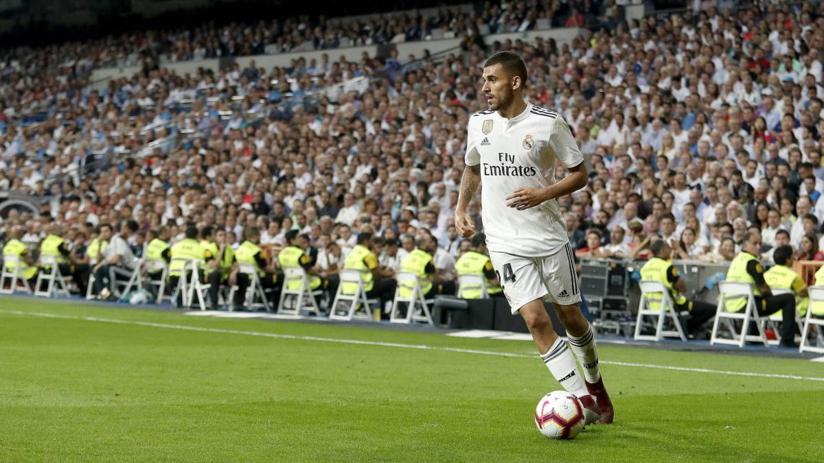 The door swings wide open for Dani Ceballos