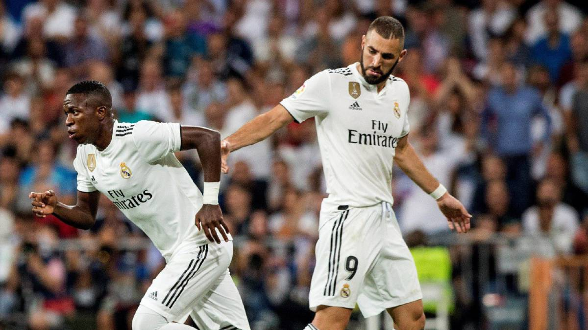The trouble with Benzema