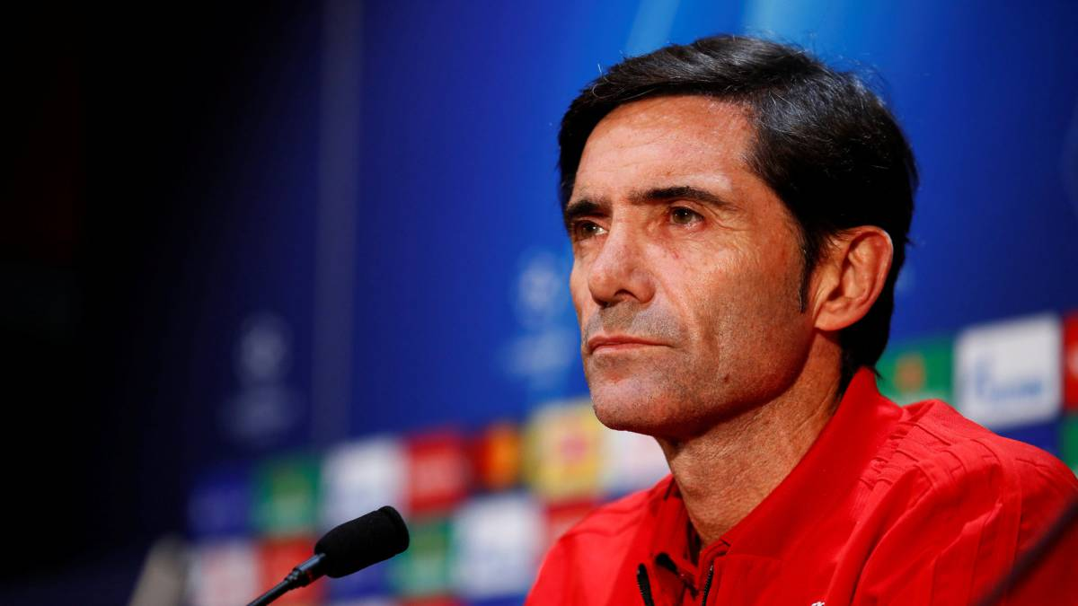 "Marcelino: ""United, physically one of Europe's strongest three"""