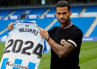 Willian José renueva hasta 2024