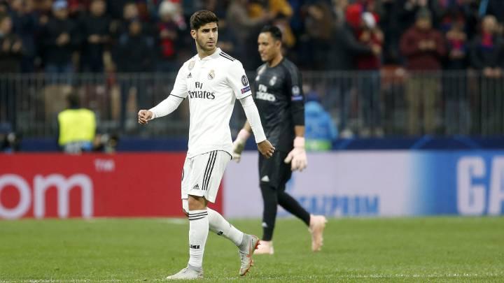 Se cae Asensio, se cae el Madrid