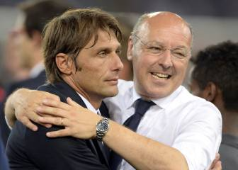 United want Conte-Marotta for Mourinho-Woodward - report