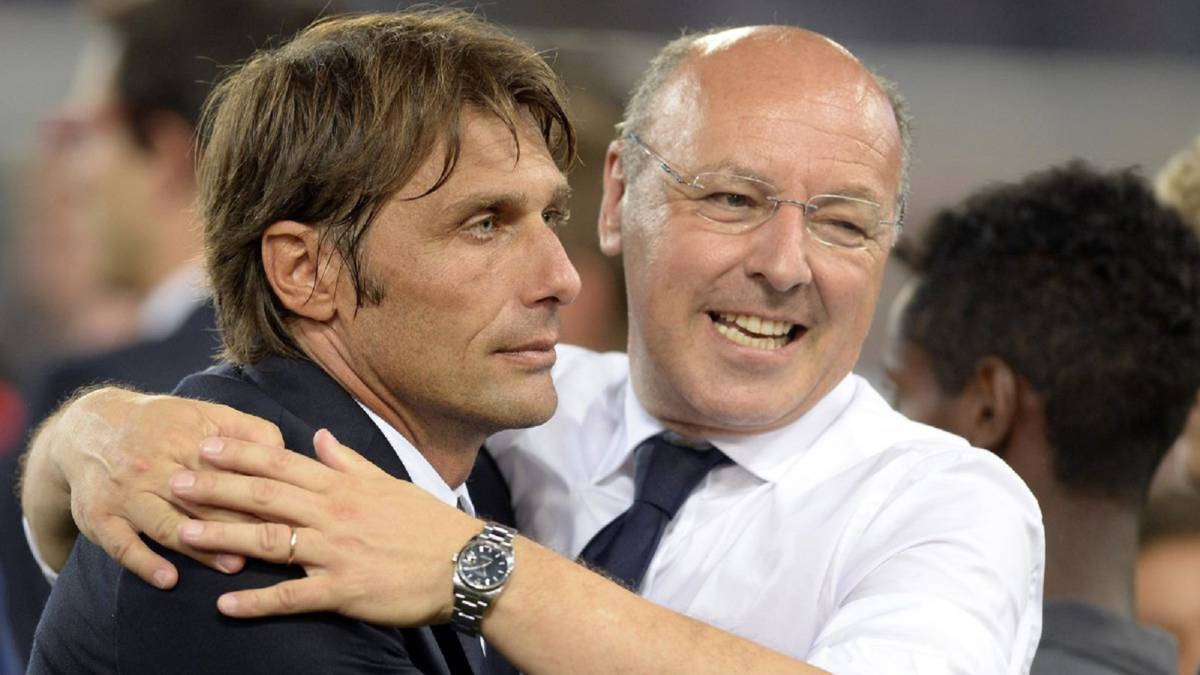 Man United want Conte-Marotta for Mourinho-Woodward - report