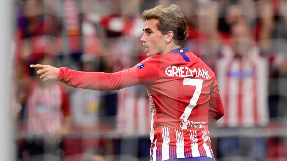 "Griezmann: ""Sometimes it's your day"""