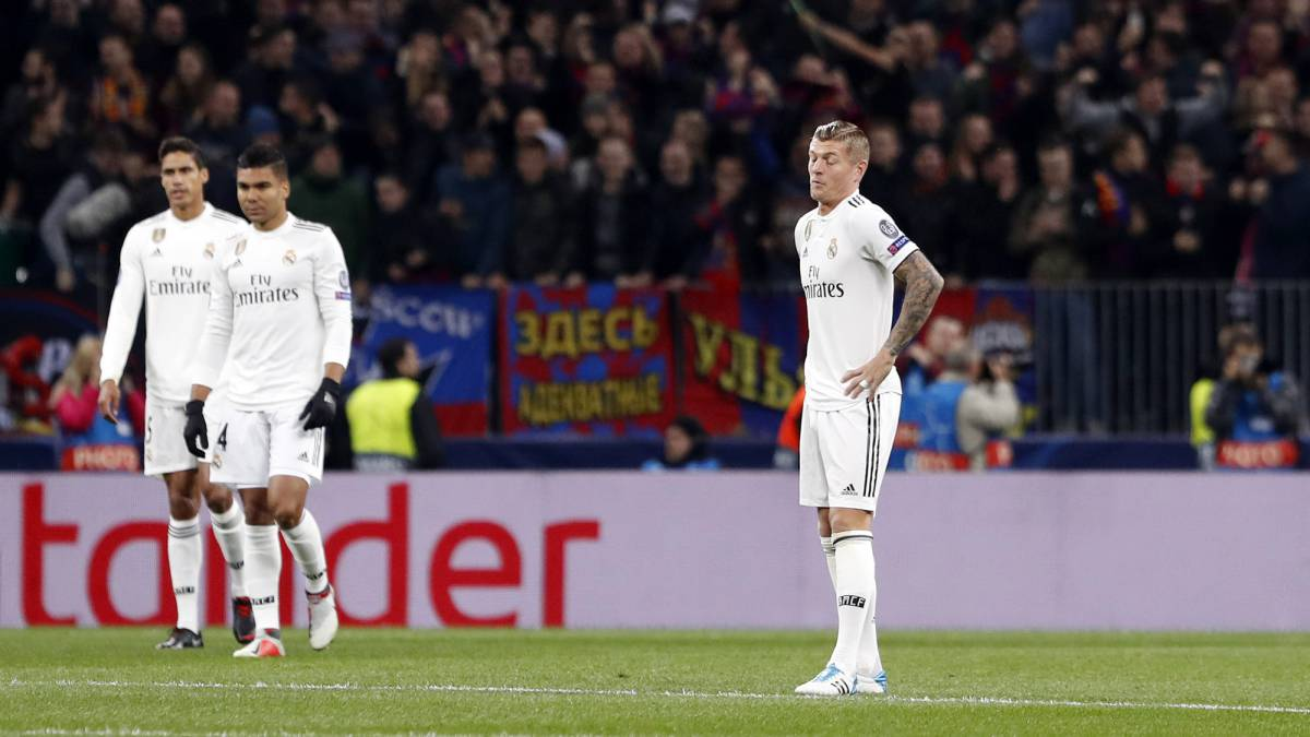 Madrid's early concentration lapses costing games and points