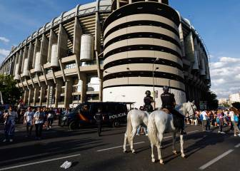 27 armed Real Madrid ultras arrested before the derby