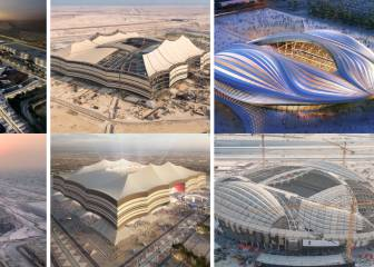 Qatar 2022 spectacular stadiums generating massive expectation