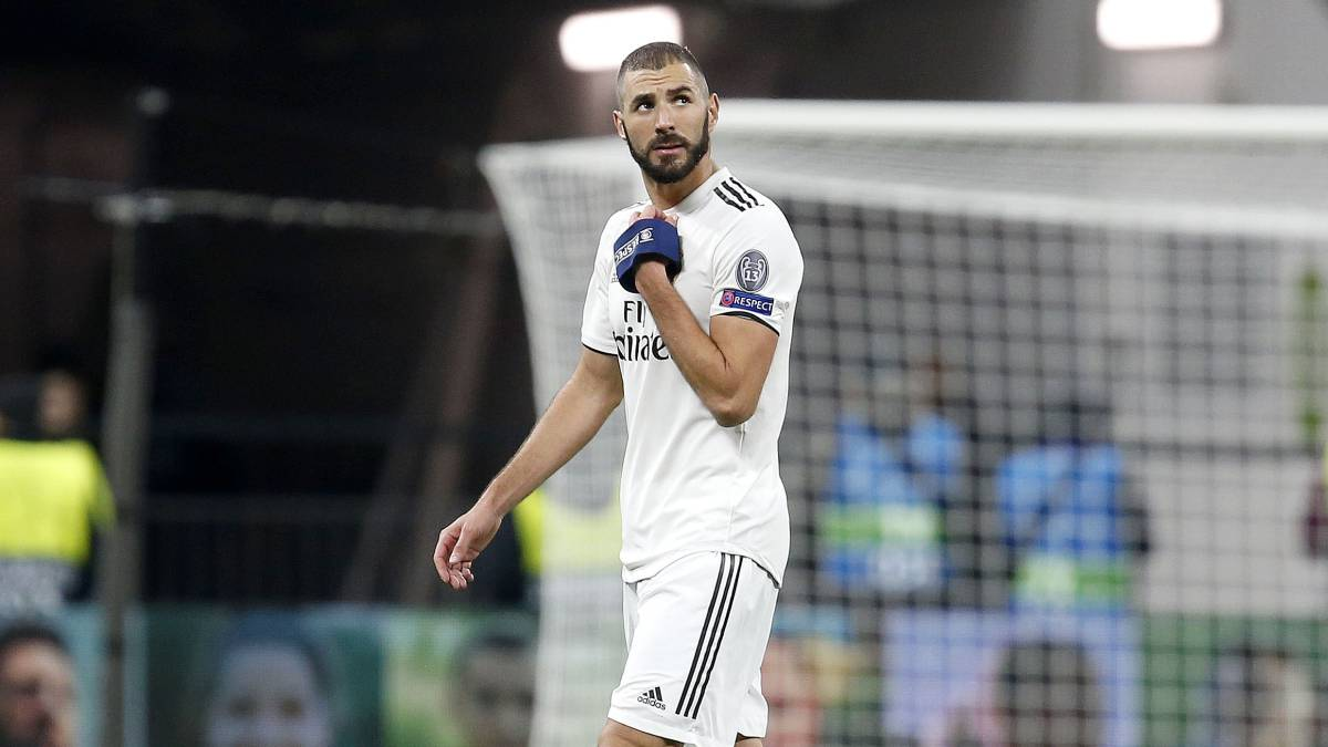 Benzema: Real Madrid's nailed-on starter despite Mariano claims