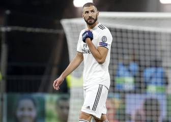 Benzema: Real Madrid's nailed-on starter