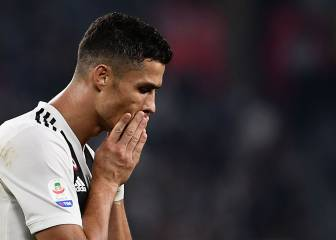 Juventus share price falls due to Ronaldo allegations