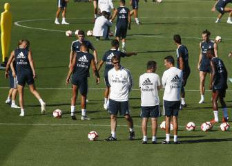 Lopetegui changes Madrid's pre-match travel routine