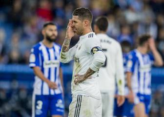Alavés pile on the misery for Real Madrid in Vitoria