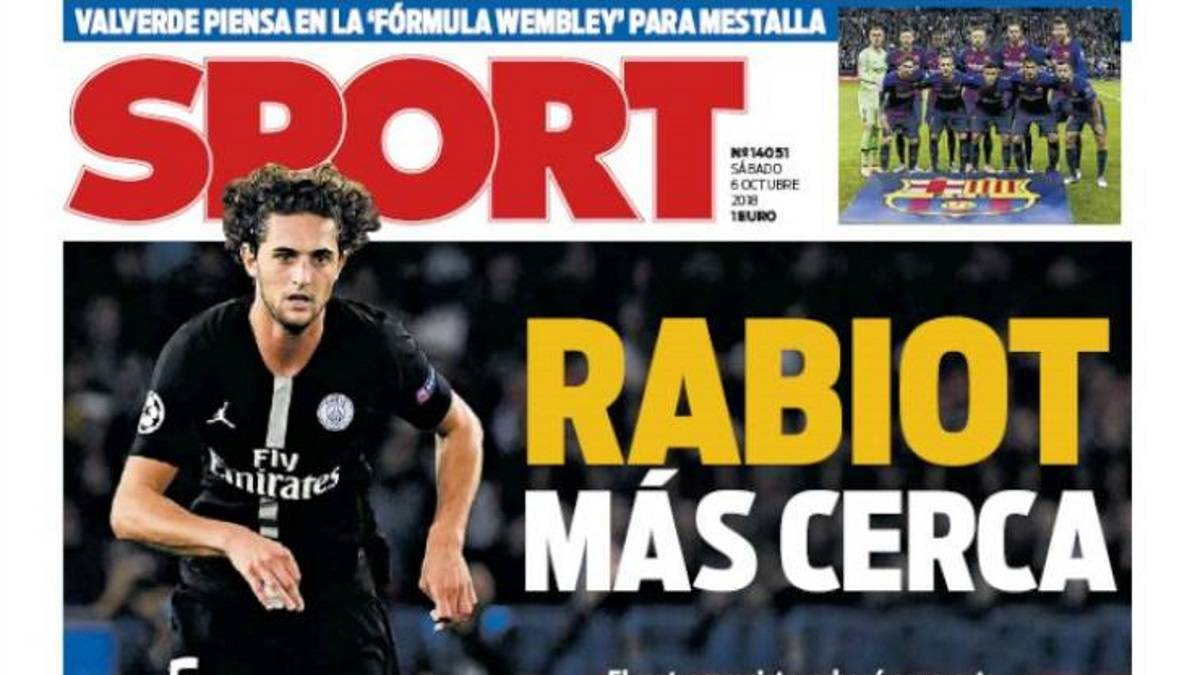 Barça news: the rise of Arthur and the chase for Rabiot