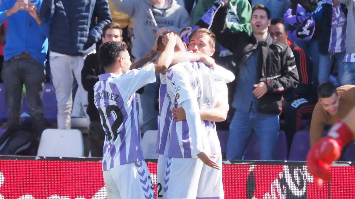 Valladolid 1-0 Huesca: resumen, goles y resultado del partido - AS.com