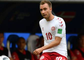 Spurs fear Christian Eriksen has serious stomach injury