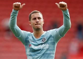 Hazard: I don't want to lie, playing for Real is my dream