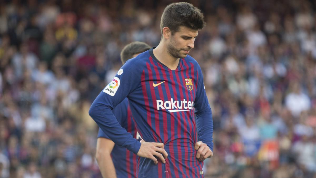 Piqué: Five errors costing Barça nine points this season